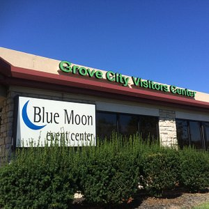 The Grove City Visitors Center is a great resource for visitors and residents for information ab