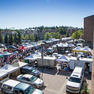Over 250 vendors at the St. Albert Farmers' Market