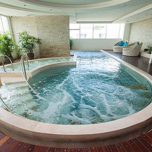 The Pearl Hydro-Massage Pool at the Jasmine Resort Hotel
