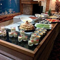 Dessert Buffet (on saturdays only)