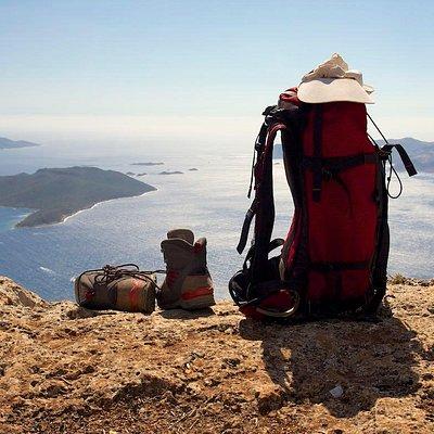 Walking on the Lycian Way
