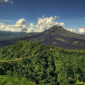 Full day balisakti kintamani volcano tour
