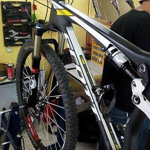 Venture bike shop