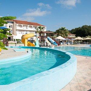 Watersports at the Kanali Beach Hotel