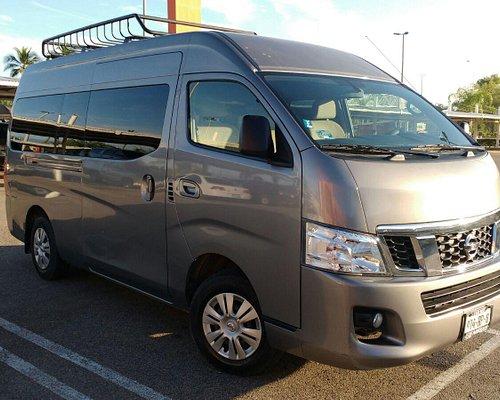 Nissan Urvan Your Transport
