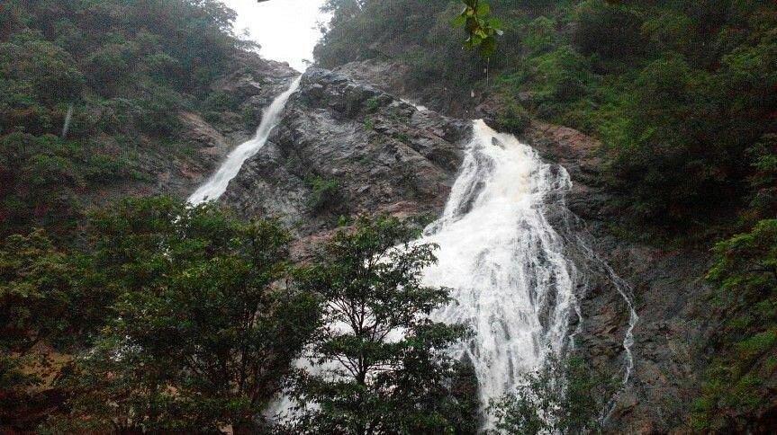 megam falls near kallakurichi (100km from salem)