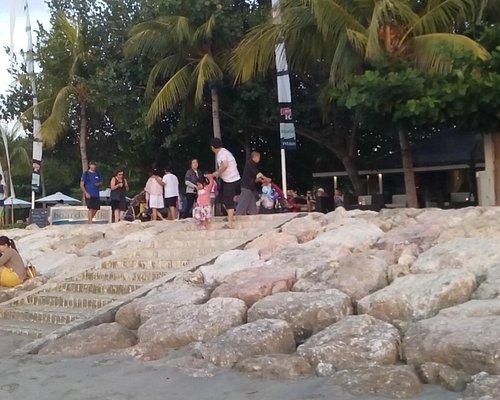 Foto kawasan Pantai Segara