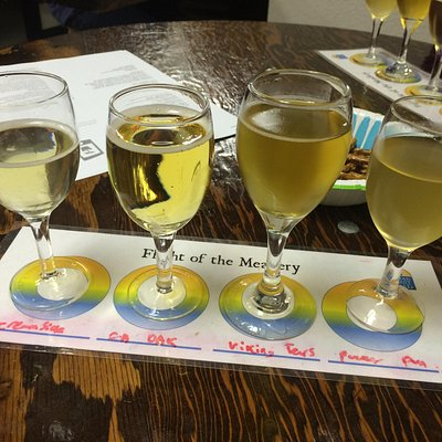 taster chalices of mead