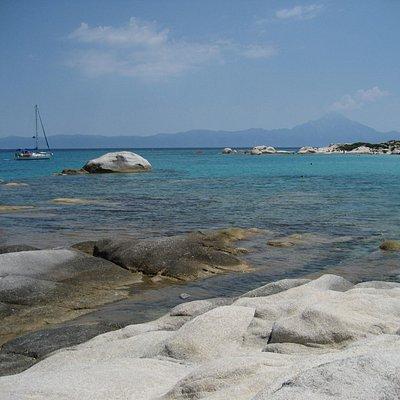 Παραλία Καβρουρότρυπες