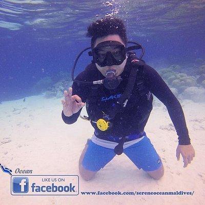Serene Ocean Maldives