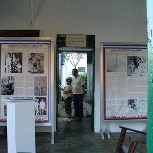 Casa museo de Carlos Fonseca