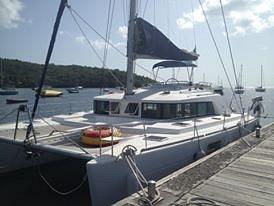 Notre catamaran pour vos sorties journées