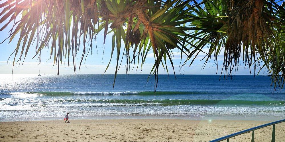 Beautiful Mooloolaba Beach!