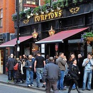 Compton's of Soho