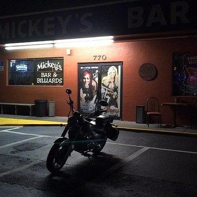 Mickeys Bar