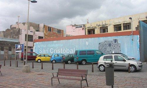Piazzetta tra Calle Timonel e Calle Marina