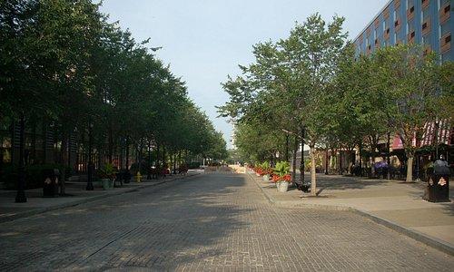 calle peatonal
