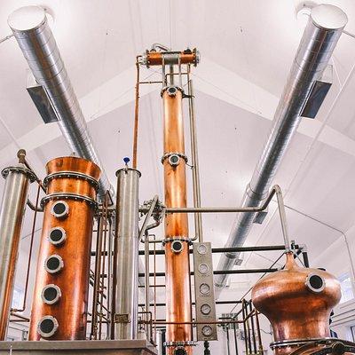 The Distillery Proper!