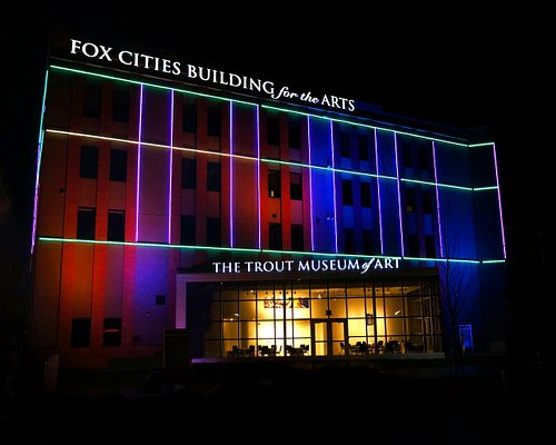 The Trout Museum of Art & Fox Cities Building for the Arts