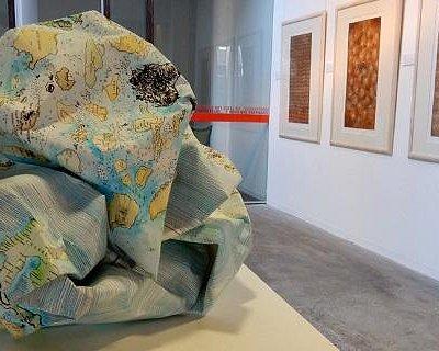 Burnie Print Prize exhibition at 146 ArtSpace