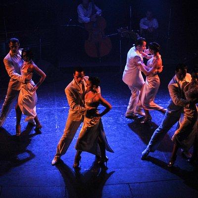 Bs. As. Pasión de Tango en el Centro Cultural Borges, Ciudad Autónoma de Buenos Aires