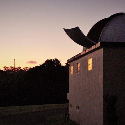 twilight with 2 telescopes