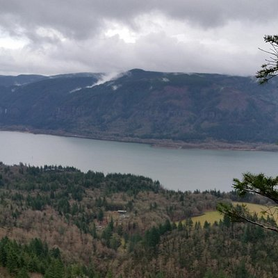Cape Horn view south