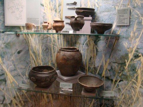 Colecciones de cerámica arqueológica