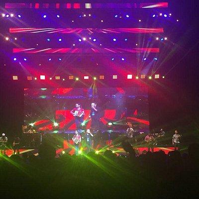 Los Vasquez en Movistar Arena