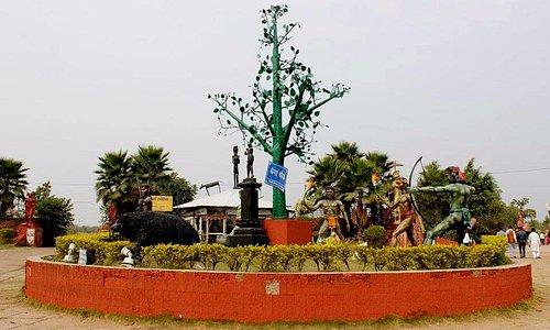Purkhauti Muktangan,Naya Raipur