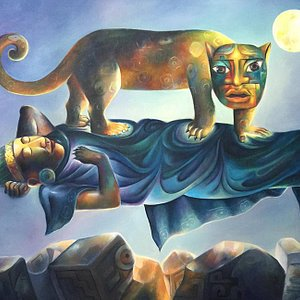 Sueño de Chilam Balam de Kayum Ma'ax