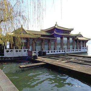 Tea House on Gu Shan