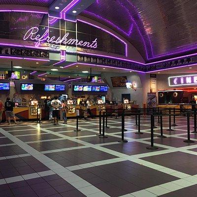 Hollywood movie interior