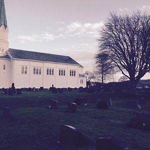 Svarstad Church 2015