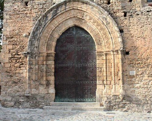 portale principale della chiesa