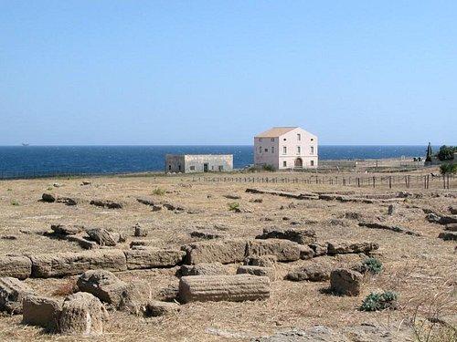 parco archeologico di capo colonna