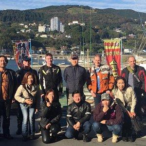 Izu peninsula tour