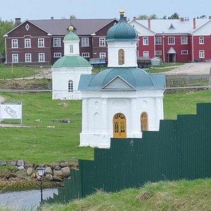 Александровская часовня, Соловецкие острова