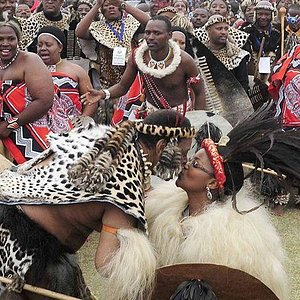 Traditional Zulu weddings to visit