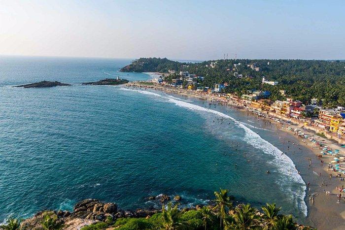 Kovalam Beach, Trivandrum