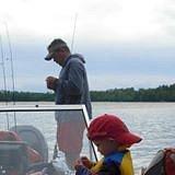 """Voyageurs Adventures- """"Kab Kid"""" guided fishing trips on Lake Kabetogama.  Fishing Guide Kabetoga"""