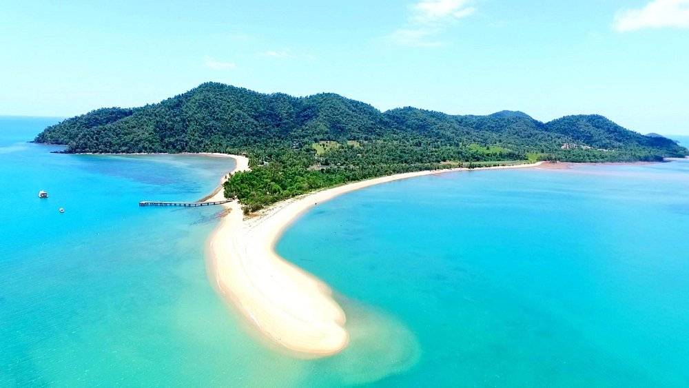 Beautiful Dunk Island