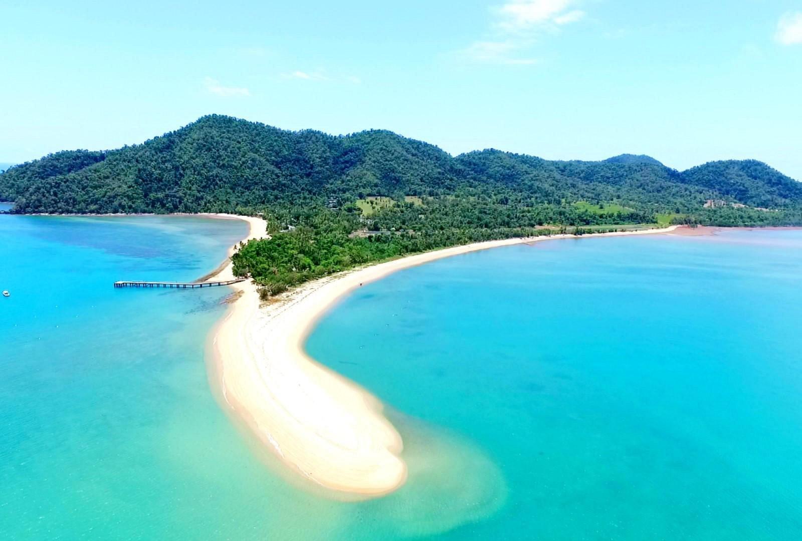 Beautiful Dunk Island
