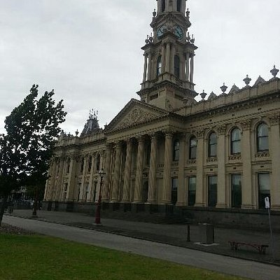 ANAM & Former South Melbourne Town Hall