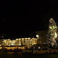 Bolzano di sera...