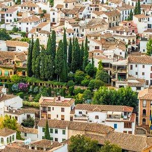 Albaicin streets