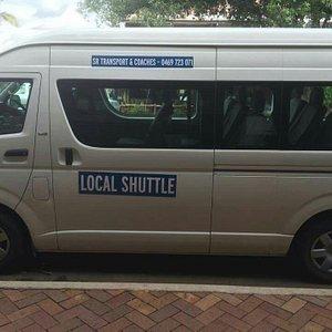 SR Transport & Coaches