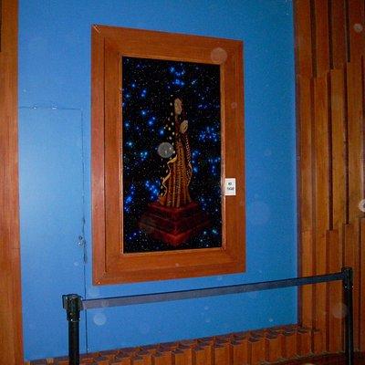 Cuadro de la Virgen original