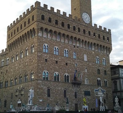 """""""Signoria"""" Palace in Florence"""