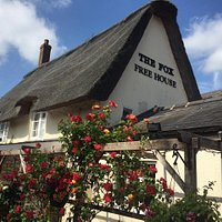 The pub in summer